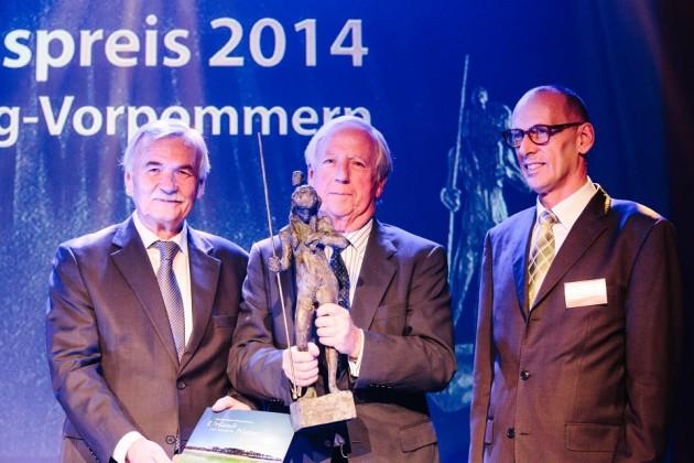 TMV Tourismuspreisträger Horst Rahe